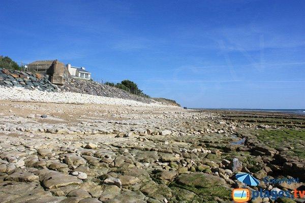 Madoreau beach in Jard sur Mer