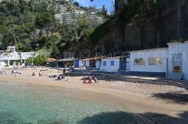 Sheds on the mala beach