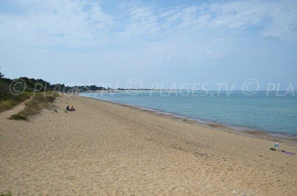 Plage peu connue sur l'Ile d'Oléron - La Brée les Bains