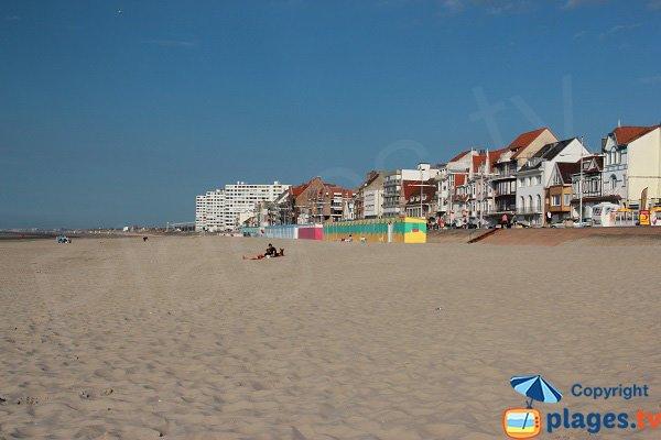 Photo de la plage de Dunkerque
