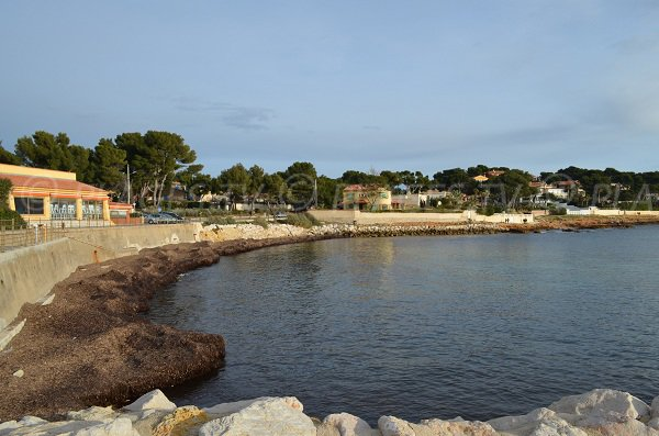 Photo of Mar beach in Carry le Rouet in France