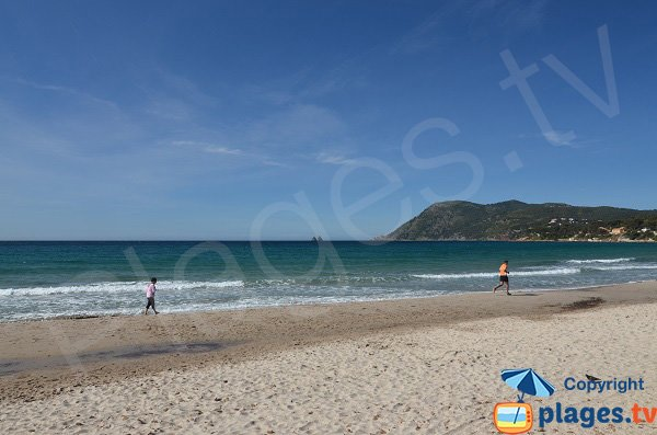 Sablettes beach - La Seyne sur Mer - France