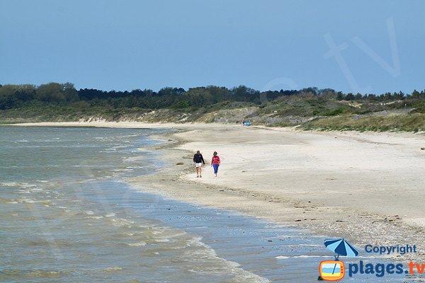 Photo of Marais beach in Le Crotoy in France
