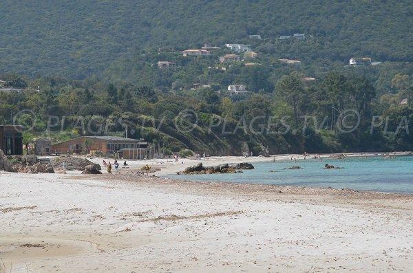 Private beaches in Corsica - Mare e Sole