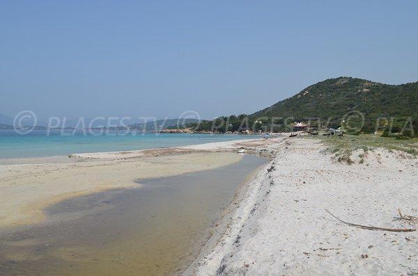 Large sand beach in Corsica - Mare e Sole - Pietrosella