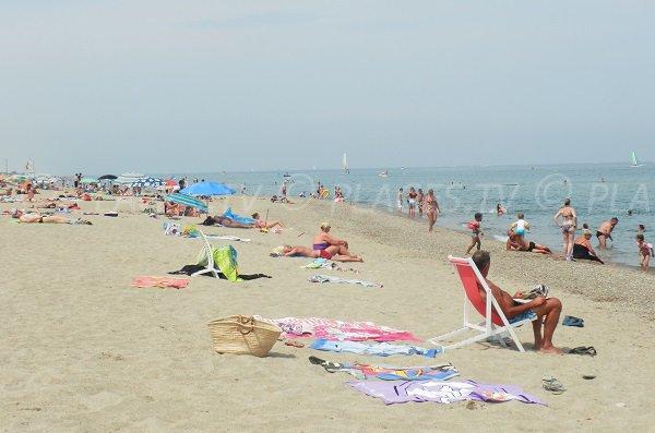 Photo of Marenda beach in Argelès sur Mer