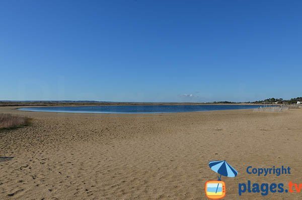 Photo of Marennes beach in Charente Maritime in France