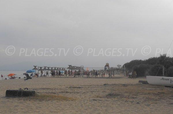 Plage d'Oru en Corse