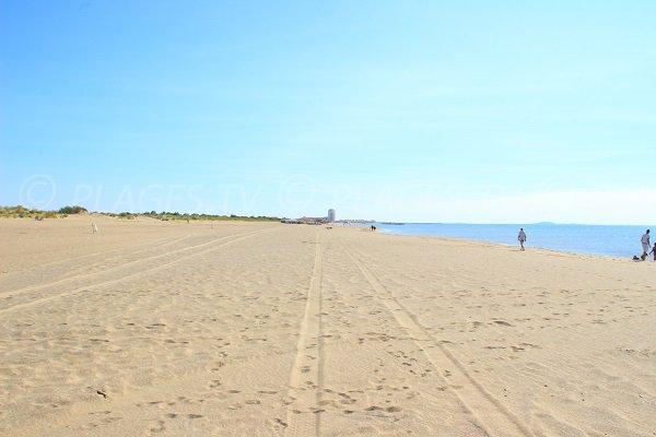 Spiaggia Marina a Vendres - Francia
