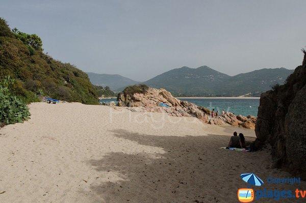 Spiaggia di Vetricella - Olmeto