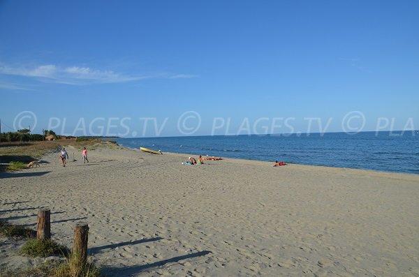 Photo de la plage de la Marine de Sorbio