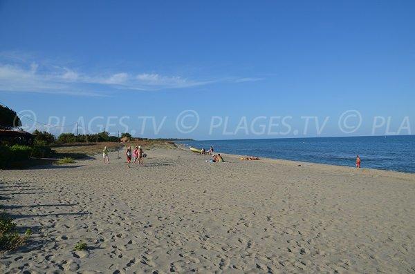 Photo de la plage de la Marina di Sorbo sur la Côte Orientale