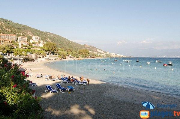 Spiaggia di Marinella - Ajaccio