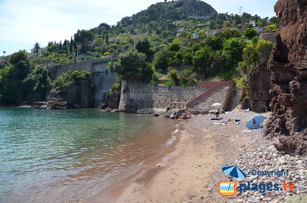 Esterel Cove in Theoule sur Mer - Maurin