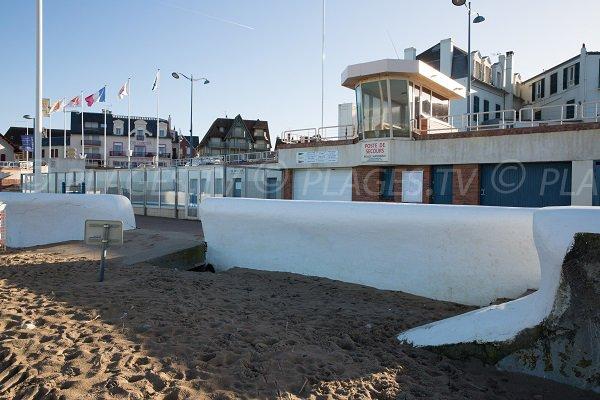 Lifeguard station - Villers sur Mer