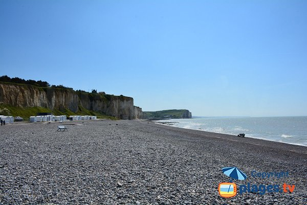 plages de mesnil val criel sur mer 76 seine maritime normandie. Black Bedroom Furniture Sets. Home Design Ideas