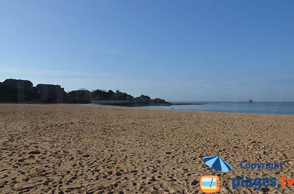 Photo de la plage des Minimes à La Rochelle