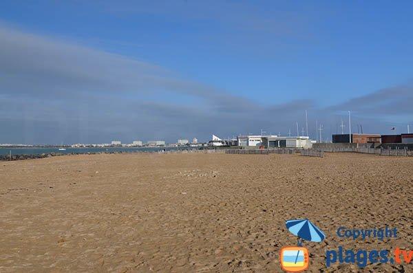 Poste de secours de la plage des Minimes - La Rochelle