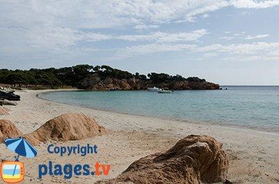 Spiaggia di Monacia d'Aullène - Corsica