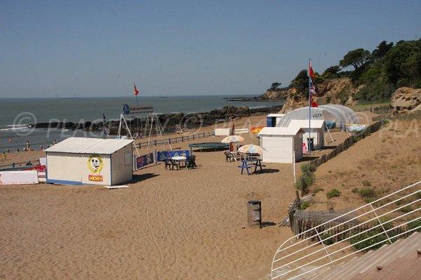 Club de plage de St Nazaire - Mr Hulot