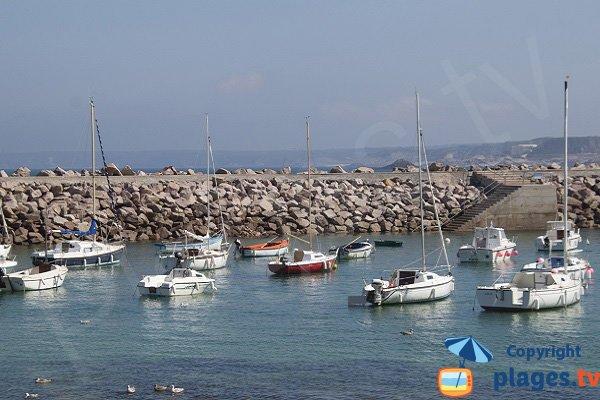 Port des Hopitaux à Erquy