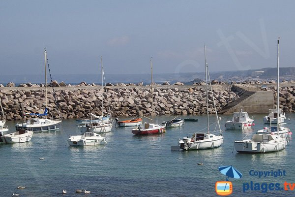 Marina in Erquy