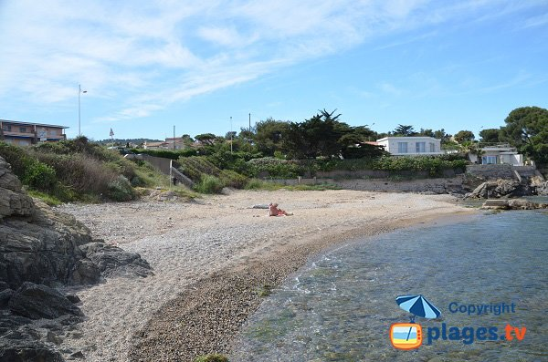 Strand Mouettes -St Aygulf - Les Issambres