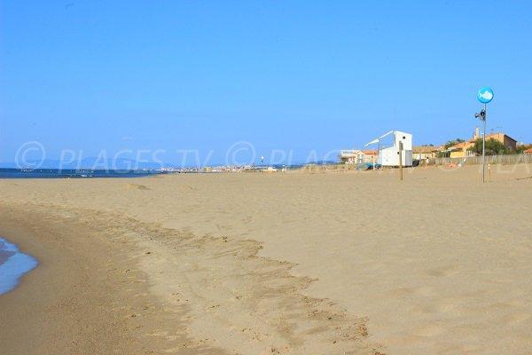 Spiaggia Mouettes - Valras
