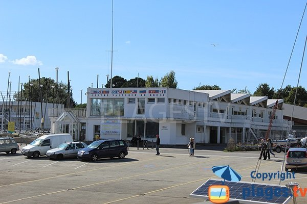 Centre nautique de Brest