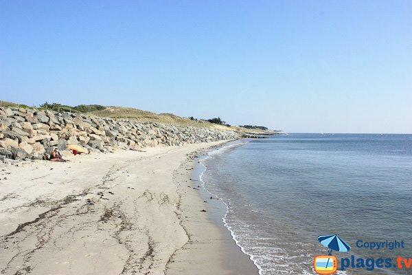 Epine beach - La Bosse - Noirmoutier