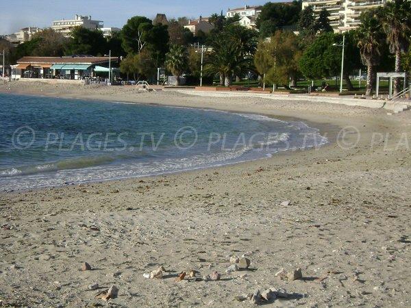 Anse de la Source - Plages du Mourillon à Toulon