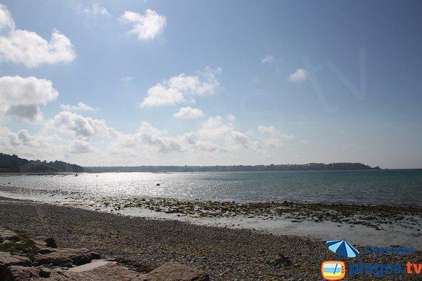 Baie de Nantouar à Louannec