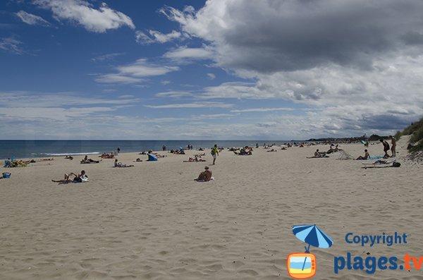 Spiaggia naturista del Cap d'Agde - Francia