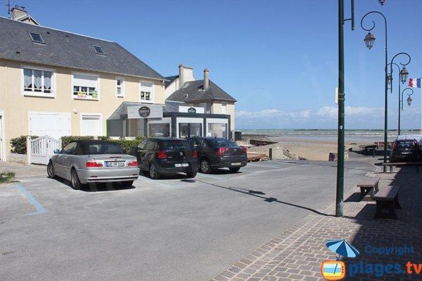 Parking of Neptune Ramp