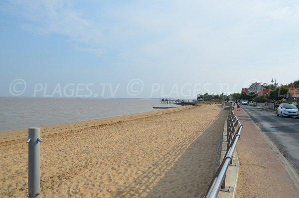 Foto della spiaggia Nord a Fouras