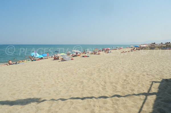 spiaggia privata a  Sainte-Marie - Francia