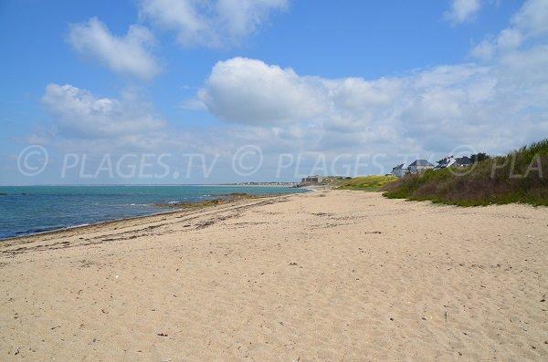 Photo of Tout Bragne beach in St Pierre de Quiberon