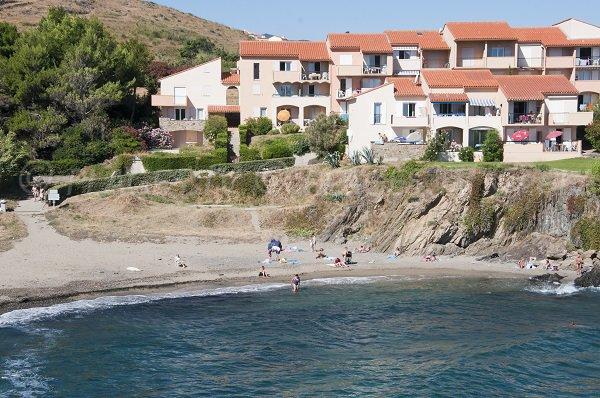 Crique à Collioure