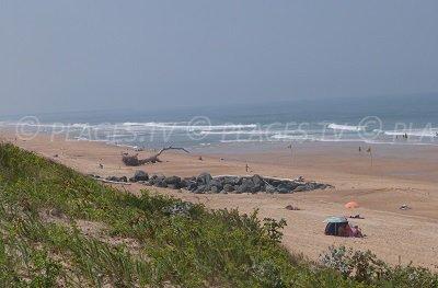 L'immense plage d'Ondres 40