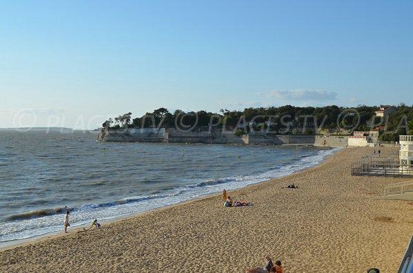 Grande spiaggia di Fouras - Francia