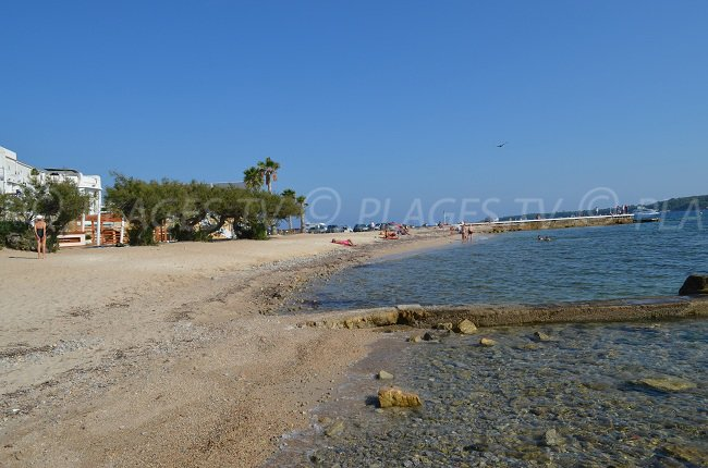 Spiaggia Palm Beach a Cannes