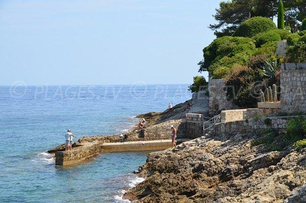 Port privé à St Jean Cap Ferrat proche de Paloma