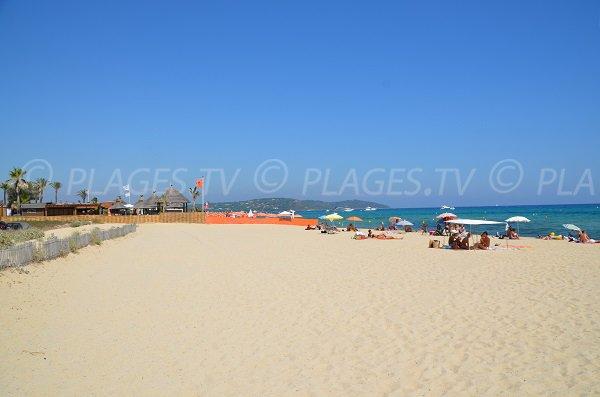Photo of Pampelonne beach - Epi sector