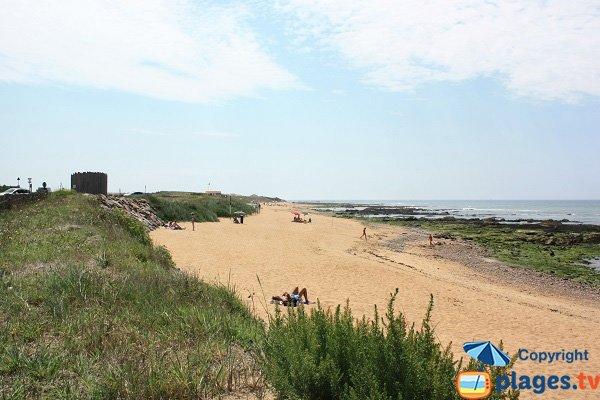 Plage de paracou la chaume les sables d 39 olonne 85 - Office du tourisme les sables d olonnes ...