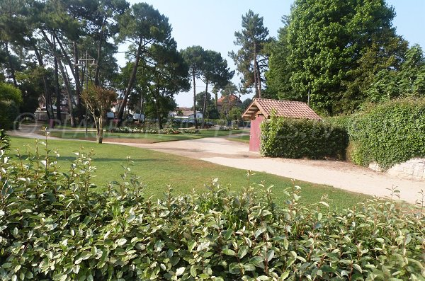 Parco Rosny a Hossegor