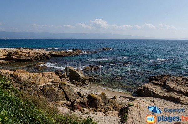 Spiaggia du Pasci Pecura - Ajaccio
