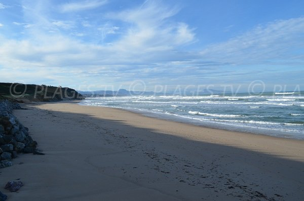 Foto della spiaggia Pavillon Royal a Bidart - Francia