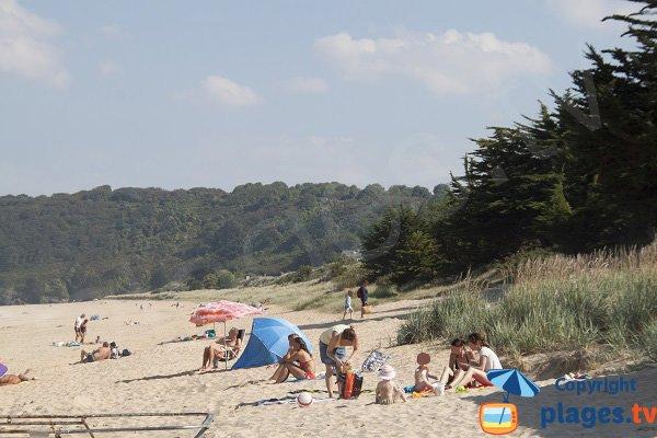 Photo of Pen Guen beach in St Cast le Guildo