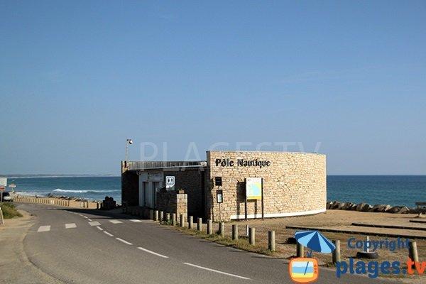 Centre nautique de Pouldreuzic