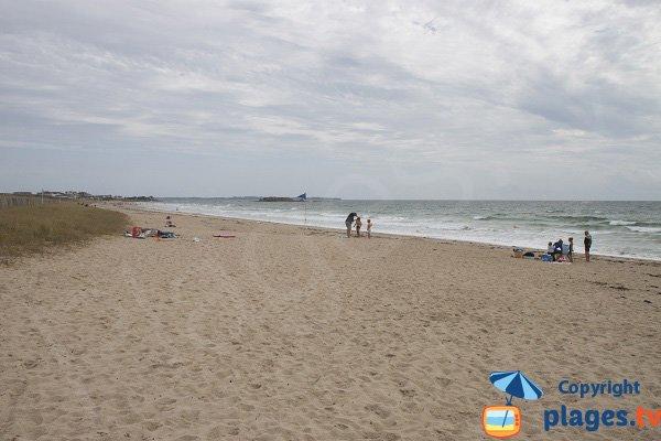 Penn er Malo beach - Guidel